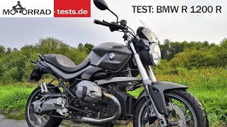 BMW R 1200 R (K27) | TEST (deutsch)