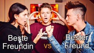 BESTE FREUNDIN vs. BESTER FREUND | Keanu Rapp