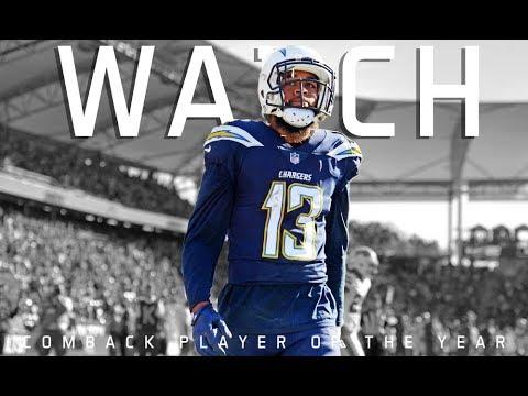 Keenan Allen ||  Watch  ᴴᴰ || 2017 L.A. Chargers Highlights