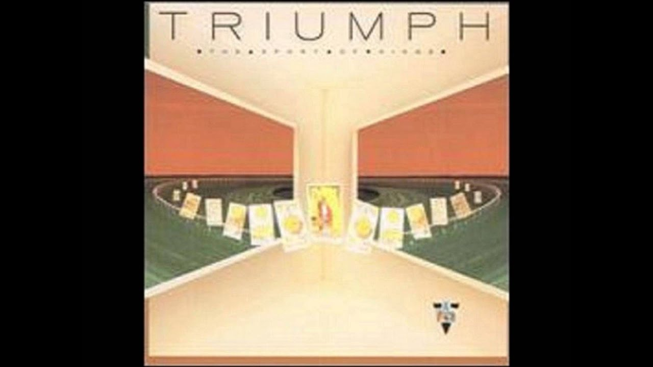 just one night - triumph - youtube