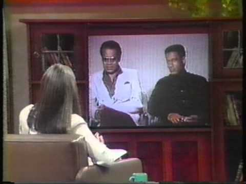 CBS this Morning, with Greg and Phil Morris - 1989!!