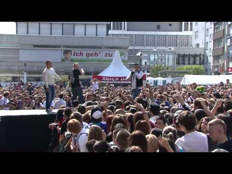 FARID BANG & SUMMER CEM LIVE BEIM STAND UP PFESTIVAL 2011 IN PFORZHEIM