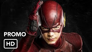 "The Flash Season 3 ""Time Strikes Back"" Promo (HD)"