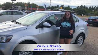 Customer Review | 2018 Chevrolet Sonic