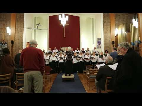 Hunsley Singers - While Shepherds Watched Their Flocks