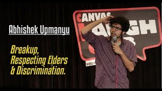 vuclip Breakup, Respecting Elders, & Discrimination | Stand-Up Comedy by Abhishek Upmanyu