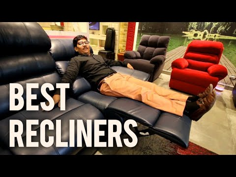 BEST QUALITY RECLINERS/Little Nap Recliners/Recliner Chairs India