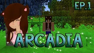Hey guys & welcome to Episode 1 of Minecraft Arcadia! In today's ep...