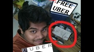 How to get free uber taxi rides(100% working) must watch.