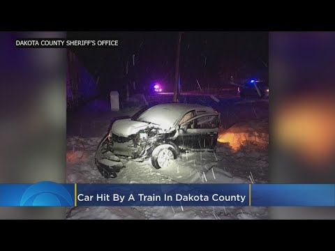Stuck Vehicle Struck By Train In Dakota County – Local News Alerts