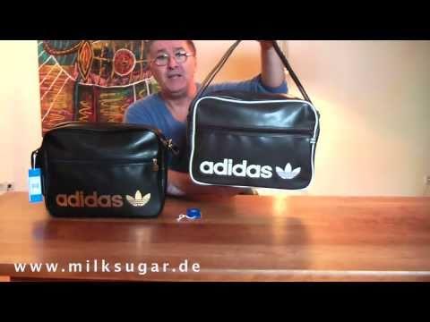 adidas Originals Tasche Adicolor Airliner Bag YouTube