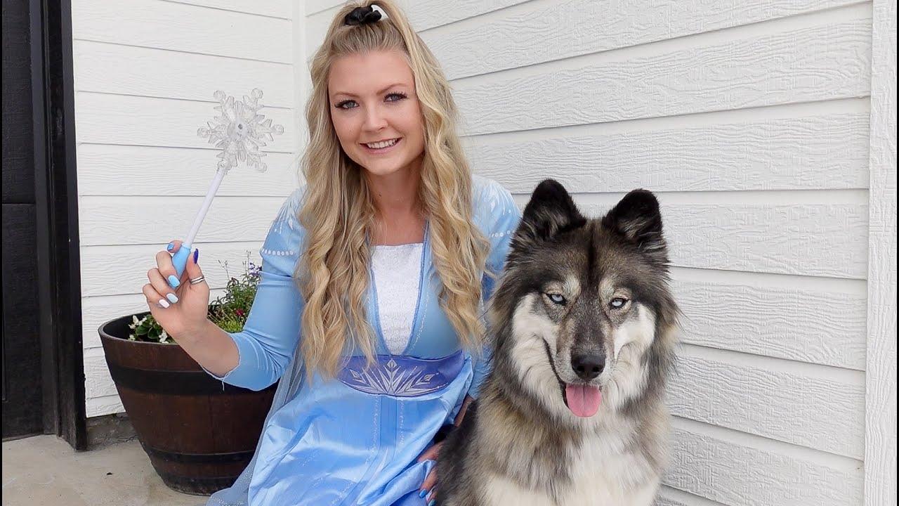 Kakoa's Favorite Stories With Frozen Elsa!