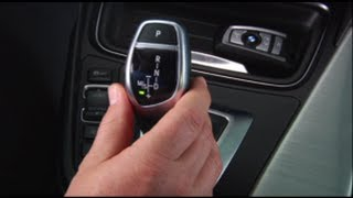 Electronic Gear Shift Sport Mode   BMW Genius How-To