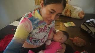 모유 수유는 아기를 寝かしつける 최선의 방법입니다 , …
