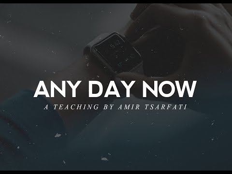 """Amir's teaching """"Any Day Now"""", July 5, 2017"""