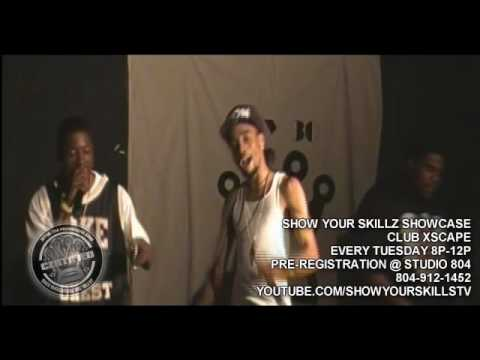 VON & THA OUTSIDAZ..LIVE @SHOW YOUR SKILLS SHOWCASE EVERY TUES.@CLUB XSCAPE 05/18/2010.. !!