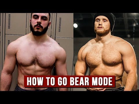 "How To Go ""BEAR MODE"" & Look Enhanced, Naturally feat. AlphaDestiny"