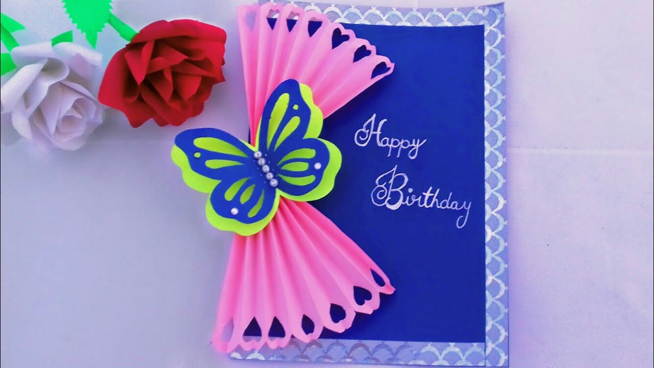 How To Make Birthday Card