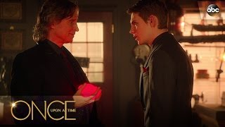 Rumple Says Goodbye To Pan For Good - Once Upon A Time