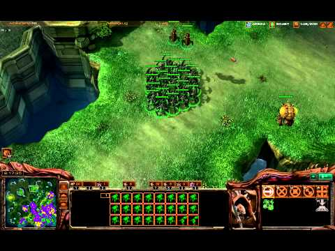 Starcraft 2 Macro: Spawn Larva (Using AutoHotKey)