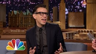 Fred Armisen Is the Late Night Bandleader