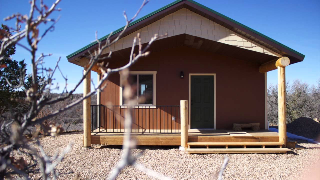 The Rigby Cabin Package Under 1000 Sq Feet Youtube