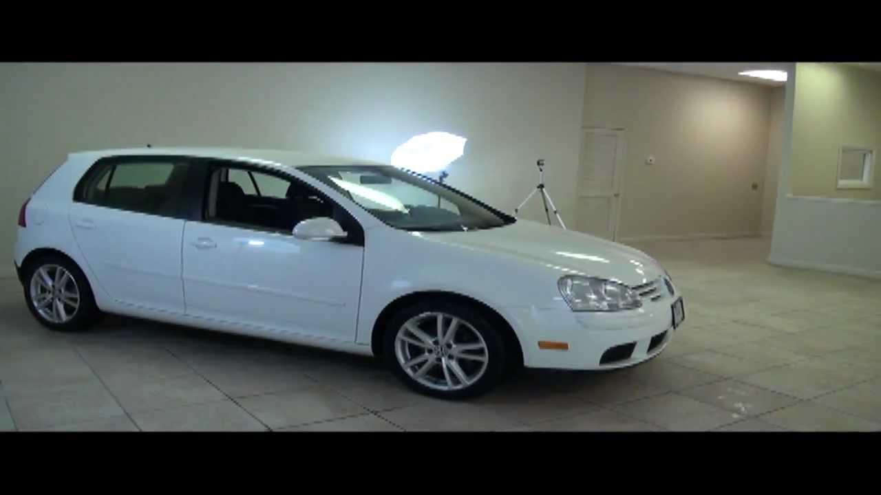 2008 Volkwagen Rabbit 2.5 Hatchback - YouTube