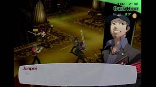 Shin Megami Tensei : Persona 3 FES -131- The Top