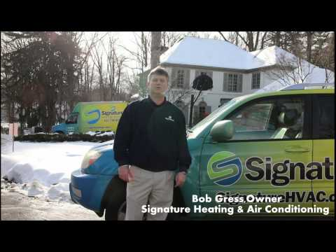 Signature Heating Air Conditioning S Trusted Hiring Practices Youtube