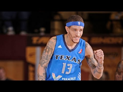 Highlights: Delonte West returns to Texas Legends for second comeback attempt