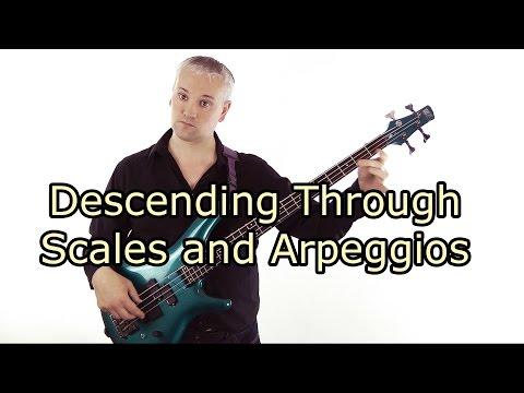 Descending through Scales
