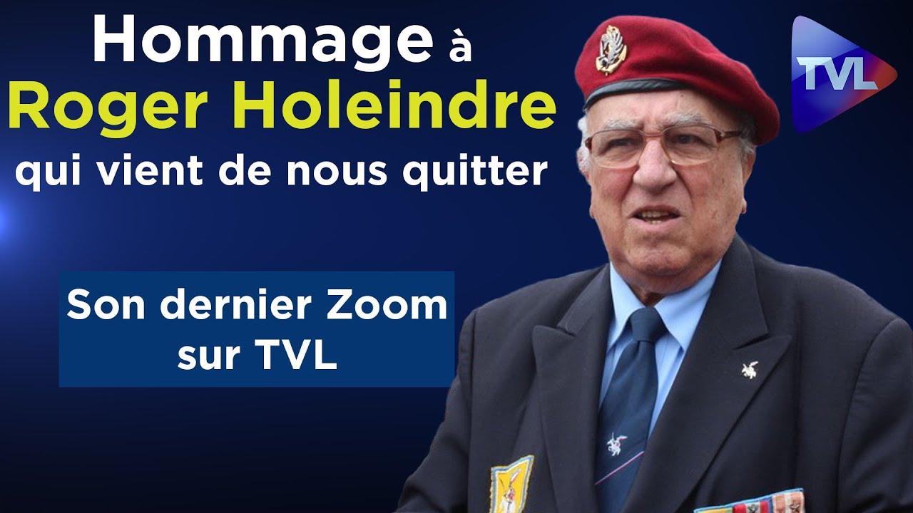 Download Hommage à Roger Holeindre qui vient de nous quitter