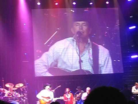 George Strait - Troubadour *LIVE*  9/25/2009