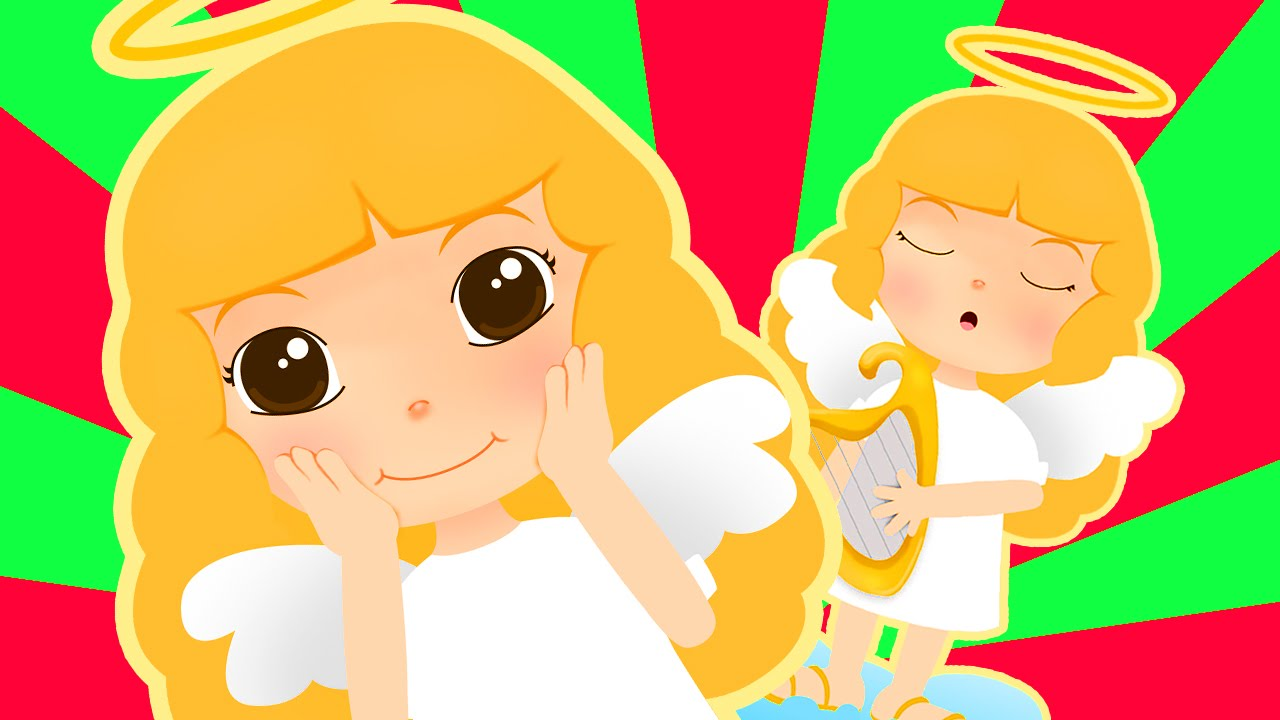 The Herald Angel Sing Kids Songs Christmas With KidsSongsClub