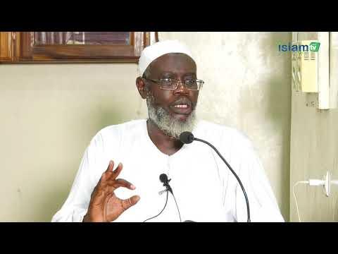 Tafsir du 11-09-19: Sourate 18 (Al Kahf) versets 28-45 par Imam Hassane Sarr (HA)