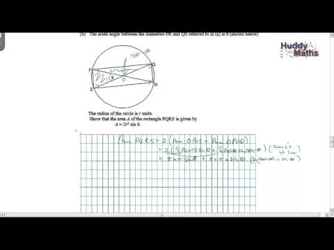Practice Test  Vector and  Deductive Geometry Proofs