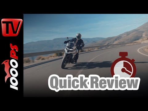 Triumph Tiger 1200 Quickreview - english