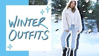 Winter Outfits Lookbook 2017
