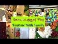 Coimbatore Vlog - Visiting Kavitha Samayalarai - Day in My Life - Tamil