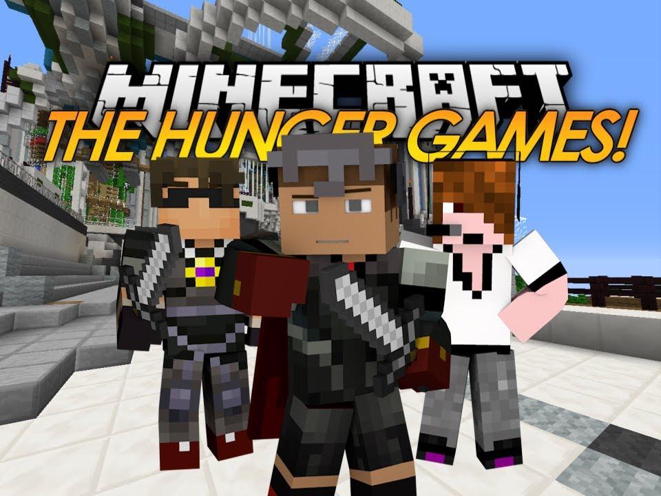 minecraft hunger games flopping fajita w