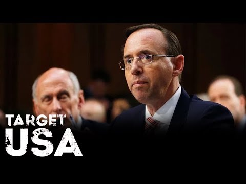WTOP's Target USA: Exclusive Interview with US Deputy Attorney General Rod Rosenstein