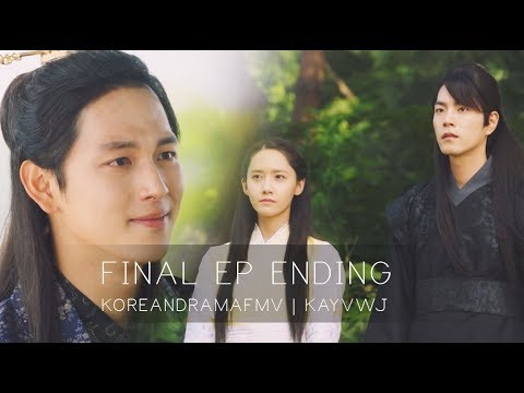 The King Loves 왕은 사랑한다 (EP 39-40) Final Episode End Scene | San Says  Goodbye To Won