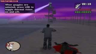GTA San Andreas - Mission #71 - Black Project (HD)