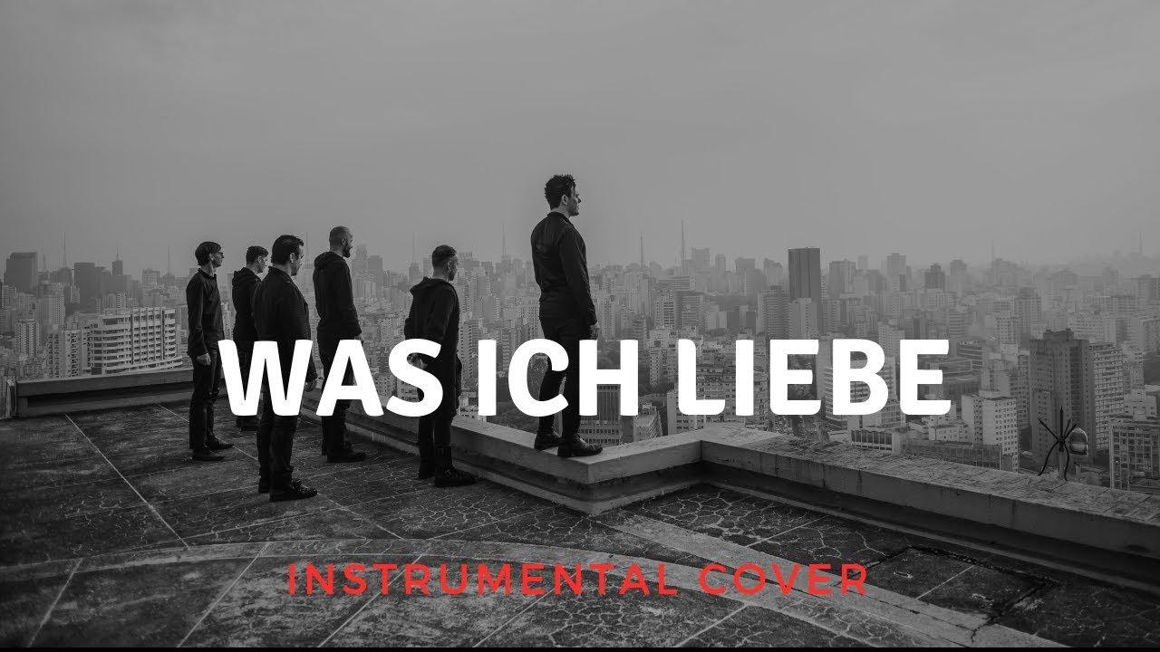 Rammstein Was Ich Liebe Instrumental Cover Live Version Youtube