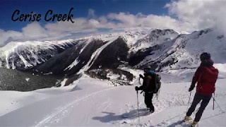 Backcountry Skiing BC, 2017