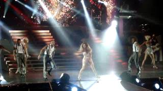 JLO Concert in Dublin,Ireland Live At The O2