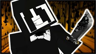 BENDY AND THE INK MACHINE IN ROBLOX!! | Roblox Bendy Roleplay Game