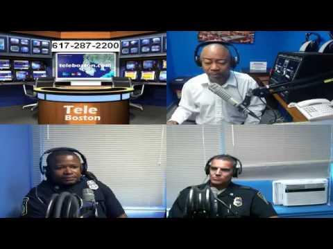 Radio Tele Boston Gary Zizi MBTA Superintendent Police