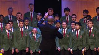 The Big Sing 2017 Session 05 Voicemale - Cantate Domino, Marten Jansson (TT)