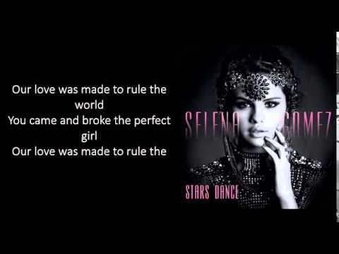 Selena Gomez - Forget Forever (Lyrics)